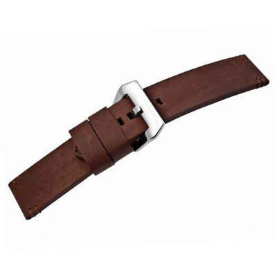 Ремешки для часов Rhein Fils Handnaht 1718 коричневые