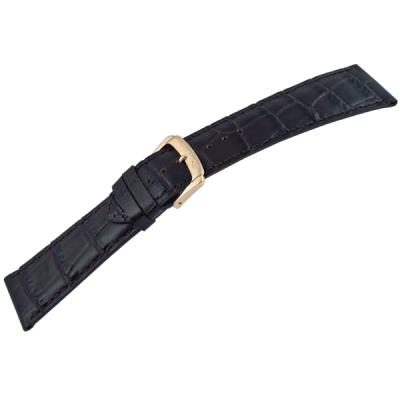 Ремешки для часов Rhein Fils Alligator Decor 1730XL коричневые