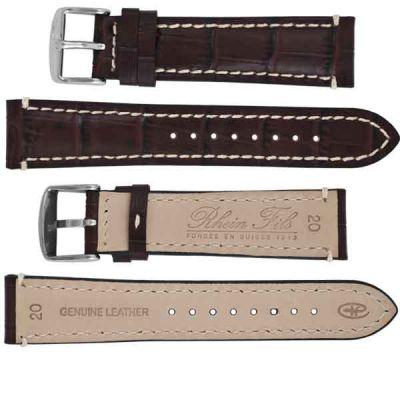 Ремешки для часов Rhein Fils Basel 1765 коричневые