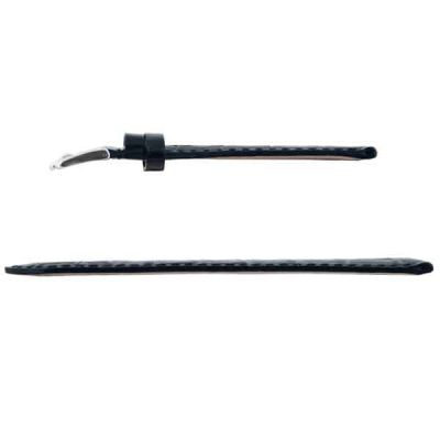 Ремешки для часов Rhein Fils Alligator Decor 1730XL черные
