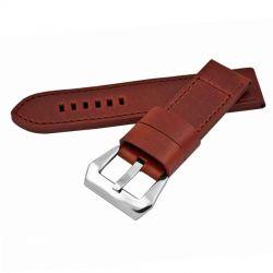 Ремешки для часов Rhein Fils Handnaht 1717 красно-коричневые
